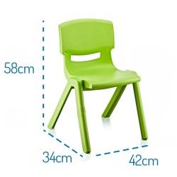 Holiday CM505 Jumbo Çocuk Sandalyesi | ID0071