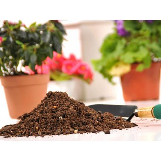 Saksı Toprağı 5 Litre - Mineralli Bitki Toprağı | ID1121