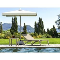 Türkler 307 Polyester Bahçe, Havuz, Plaj Şemsiyesi 200x200 / 8 Kare | ID0111