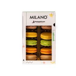 Milano Cakes Makaron Kutusu 12'li | ID0806