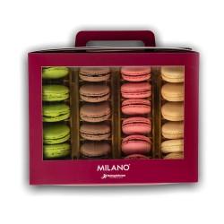 Milano Cakes Makaron Kutusu 24 Adet | ID0807