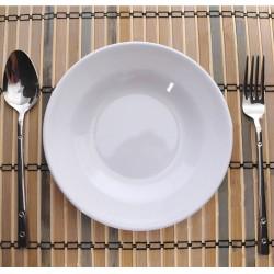 MyDaisy 19T Kırılmaz Melamin Yemek Tabağı 19cm | ID0607