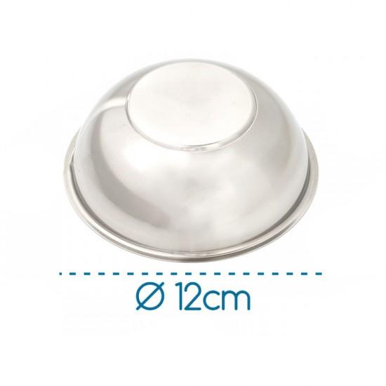 Abant 304 Paslanmaz Çelik Kase 12 cm No:1 | ID0289