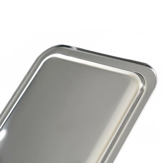 Abant Çelik Pastane Servis Tepsisi No:2 | ID0407