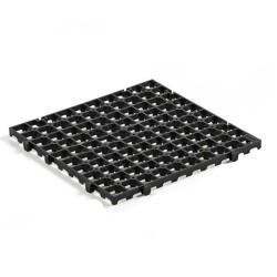 Plastik Yer Karosu Zemin Kaplaması 1220 30x30 cm Yer Izgarası | ID0130