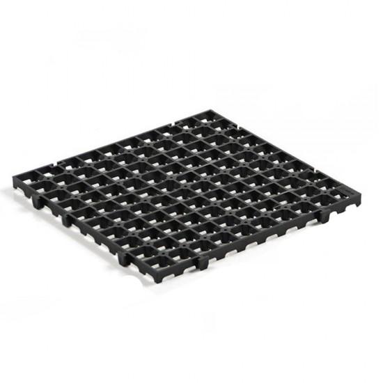 Plastik Yer Karosu Zemin Kaplaması 1220 30x30 cm Yer Izgarası   ID0130