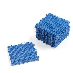 Plastik Yer Karosu Zemin Kaplaması 1211 25x25cm Yer Izgarası | ID0126