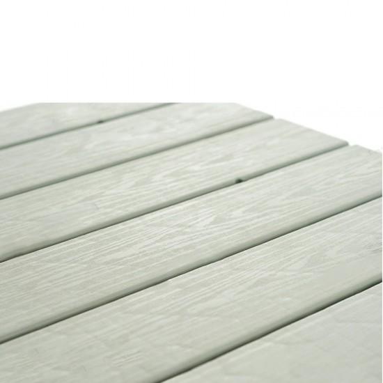 Plastik Yer Karosu Zemin Kaplaması 1245 50x50cm Yer Izgarası   ID0128