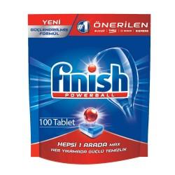 Finish Bulaşık Yıkama Tableti Hepsi Bir Arada Max 100 Tablet   ID1075