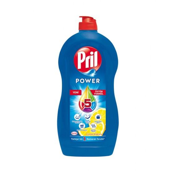 Prill Bulaşık Deterjanı Limon Kokulu 653 ml   ID1099