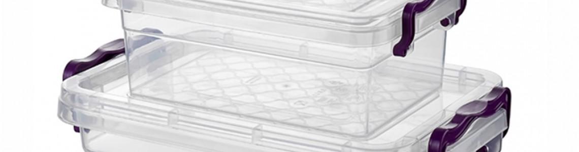Kilitli Saklama Kapları